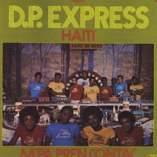 D.P EXPRESS - Deception (Volume 1)