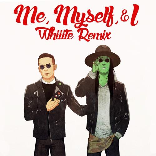 G-Eazy - Me, Myself & I (Whiiite Remix)