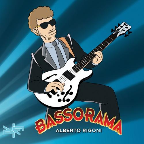 "Alberto Rigoni ""BASSORAMA"" album promo sample"