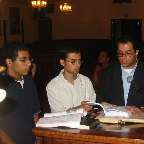Verses Of The Cymbals - St Abanoub And St Antony - July 30 2004