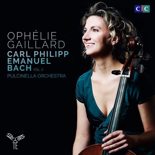 CPE Bach - Sinfonia pour cordes n°3 (allegro assai) Ophélie Gaillard & Pulcinella Orchestra