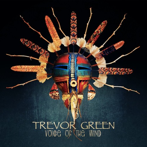 "Trevor Green - ""Red Road"""