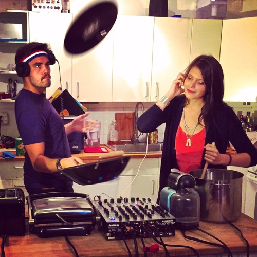 Orazio Rispo and Lauren Ritter takeover MixMag's The Lab NYC