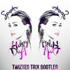 Hilary Duff - Sparks (TWIZTED TRIX BOOTLEG)*FREE DOWNLOAD* mp3