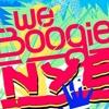 WE BOOGIE DAN special Swanging & Banging NYE live-set