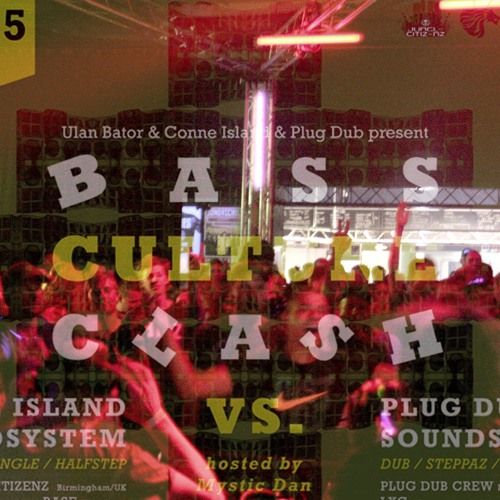 LXC on Plugdub Sound at Bassculture Clash at CI Leipzig 2015 (showreel, hit buy link for full set)
