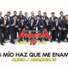 141 Armonia 10 - Dios Mio Has Que Me Enamore (Merengue)( Dj.Jherry Mix ® °©s©° ™ ) 2®16