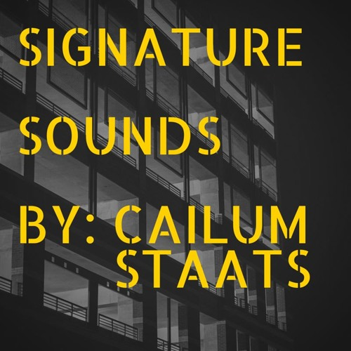 [Free Sample Pack] Signature Sounds by Cailum Staats (Samples & Presets)