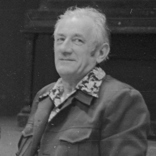 Ed Wanstall 1990 - 07