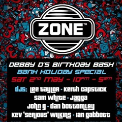 ZONE @ BUZZ - MAY 2015 - DJ SAM WHITE *FREE DOWNLOAD*