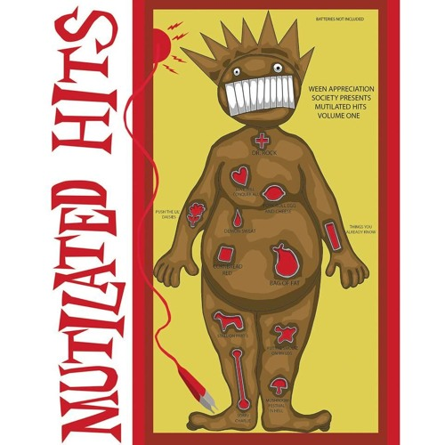 Ween Appreciation Society Presents - Mutilated Hits