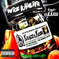 @WizKhalifa Feat J-LiU - Hate On Us (Prod By iPodDaMusician)