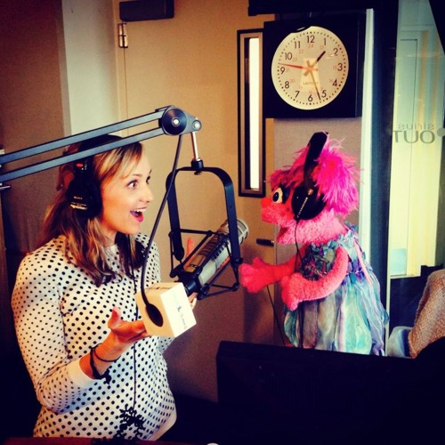 Sesame Street's Elmo, Rosita & Abby on The Absolutely Mindy Show
