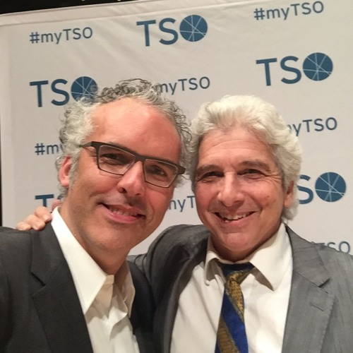 TSO Podcast 46: Peter Oundjian Q&A + Celebrating Chinese New Year