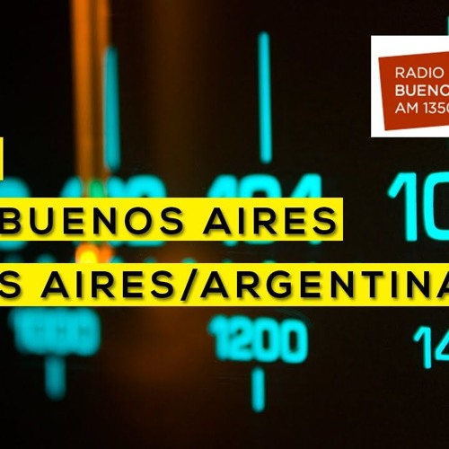 1350 Khz R. Buenos Aires - 05.02.16