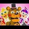♪ FIVE NIGHTS AT FREDDY'S WORLD THE MUSICAL - Animation Parody Song