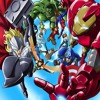 Anime Is Weird, Ep. 1 - Marvel Disk Wars: The Avengers