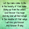 Glorious Ruins Hillsong (Cover)