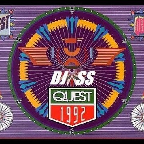 DJ SS live @ Quest Wolverhampton 1993
