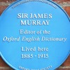 James Murray (1837-1915), creator of the Oxford English Dictionary