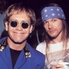 Queen Elton John And Axl Rose -  Bohemian Rhapsody. Freddie Mercury Tribute Concert
