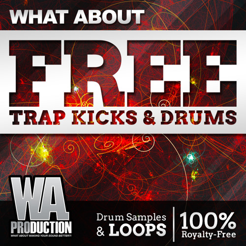 FREE Trap Kicks & Drums [250+ Jack Ü, Major Lazer, DJ Snake, Yellow