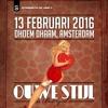 Frantic Freak - Ouwe Stijl is Botergeil 13 - 02 - 2016 Promomix