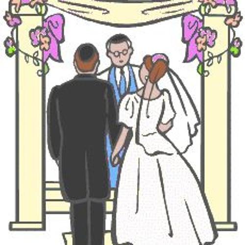 Мужу день, открытка еврейская свадьба