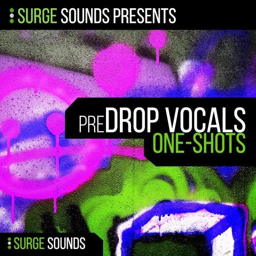Surge Sounds   preDROP Vocals