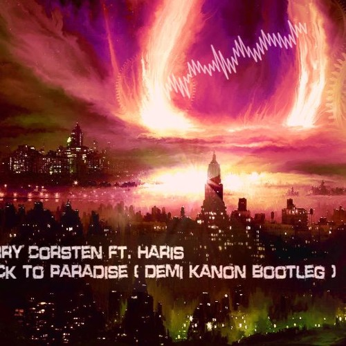 Ferry Corsten Ft Haris - Back To Paradise