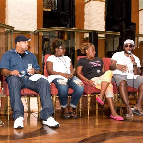 Independent Soul Music Panel Disussion - Capital Jazz SuperCruise 2015