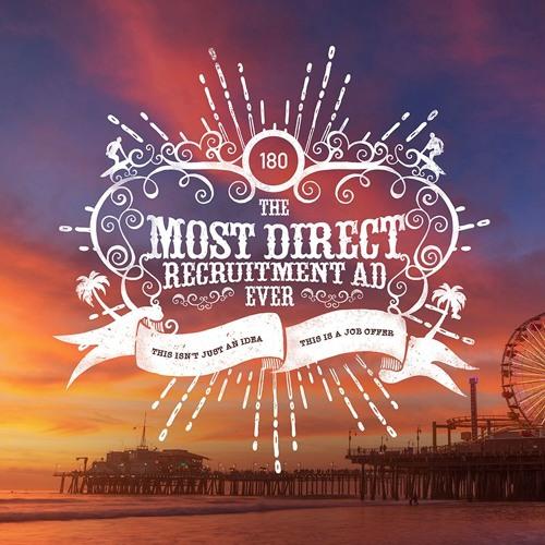 Most Direct Recruitment Ad (radio)