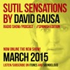 Sutil Sensations Radio Show/Podcast -March 19th 2015- With Dance Spirit guest DJs and so much more!