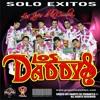 Los Daddys  Mega Mix de Éxitos (2008-2015)-Uriel Mix- Portada del disco