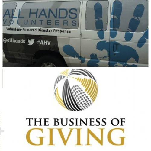 David Campbell, Founder and Chair of All Hands Volunteers, Joins Denver Frederick 2-7-16