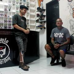 Marcado na Pele - Podcast com os tatuadores Júnior Animal e Pedrim Moicano