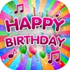 Happy Birthday Song - Nursery Rhymes For Children