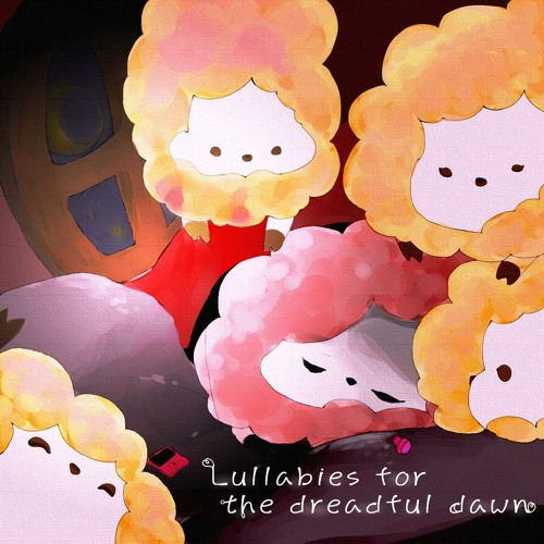 1st ALBUM「Lullabies for the dreadful dawn」クロスフェード/XFD