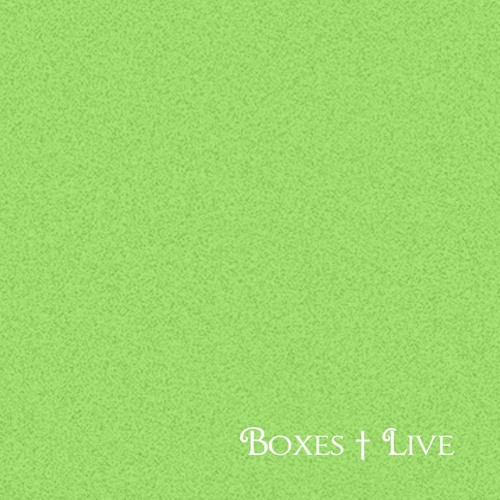 Boxes † Live EP (Beth Bell & Jory Edwards)
