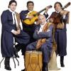 Los Manseros Santiagueños - Enganchados Portada del disco