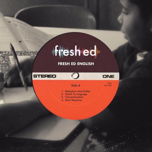 Fresh Ed: English