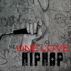 PACMAN*ft - RHYZUP - One Love Hip Hop (Prod.J1K)