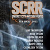 SCRR Cover - Dark Eyed Cajun Woman Dec. 2015