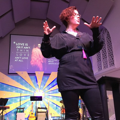 """February 7, 2016 - """"Radical Love, Beyond Conditions"""" by Rev. Lola Wright"""
