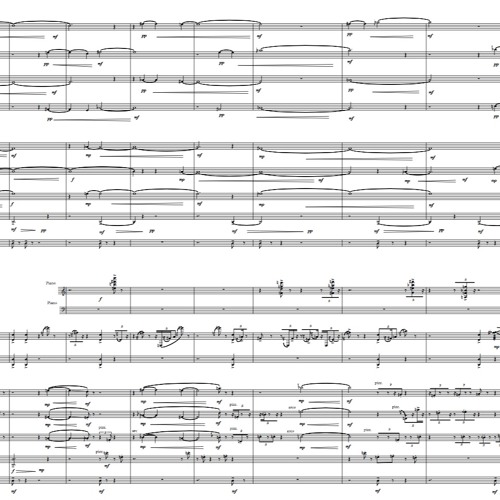 Rhadopis for Orchestra, I Movement