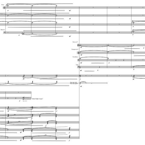 Rhadopis for Orchestra, II Movement