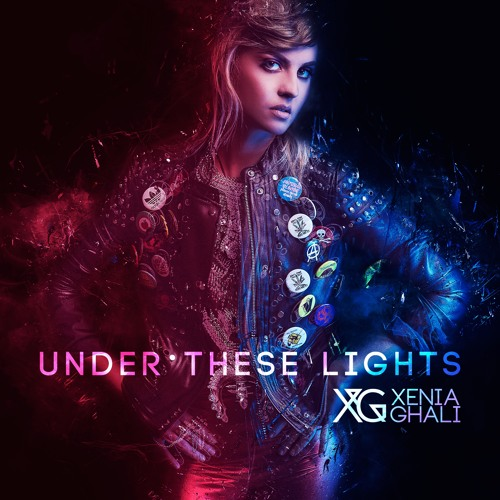 Under These Lights - Xenia Ghali