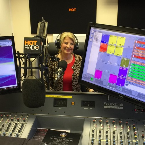 Hot Radio - Donna Kenny Interview - 8 2 16