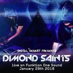 Live @ Dimond Saints 1 - 29 - 2016