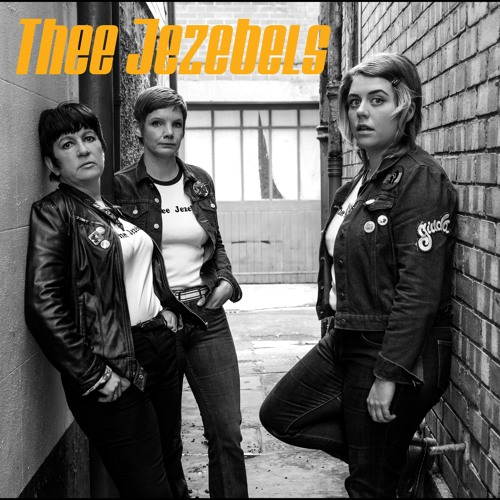 THEE JEZEBELS—Mover And A Groover EP